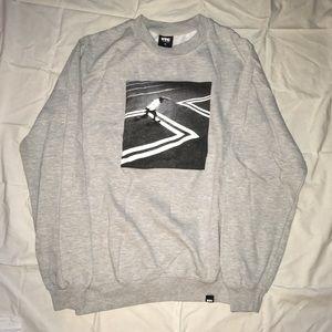 FTC skateboarding crewneck sweatshirt streetwear